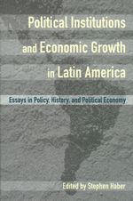 PoliticalInstitutionsAndEconomicGrowthCover
